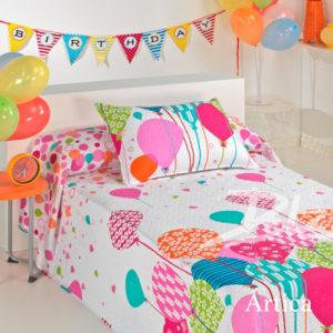 colcha de cama bouti party