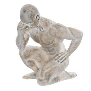 figura-resina-pensador