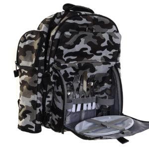 mochila-picnic-2-servicios-camuflaje-gris