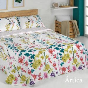 colcha cama trepadora
