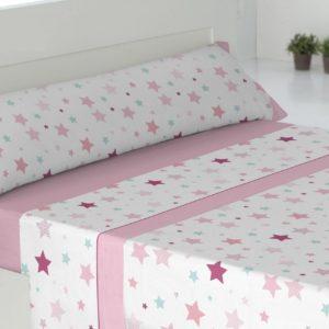 sabanas-estrellas-rosas