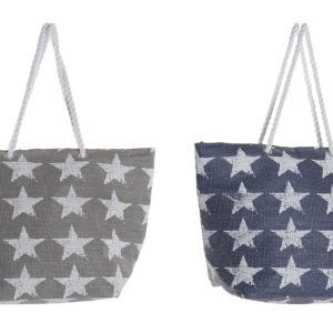 bolso playa estrellas